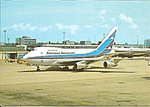 Aerolineas Argentinas 747SP-27  cs9259 (Image1)
