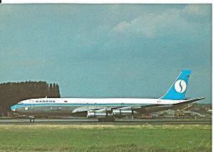 SABENA Belgian World Airlines 707-329C cs9261 (Image1)