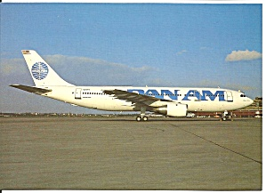Pan Am Airbus A300 N210pa Cs9275