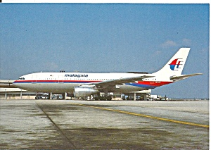 Malaysian Airbus A300 B4-203 9M-MHB cs9279 (Image1)