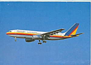 Japan Air System A300B2K-3C JA8465 cs9287 (Image1)