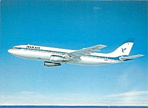 Iran Air Airbus A-300 cs9288 (Image1)