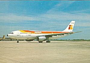 Iberia A300B4  EC-DNR at Paris Orly cs9290 (Image1)