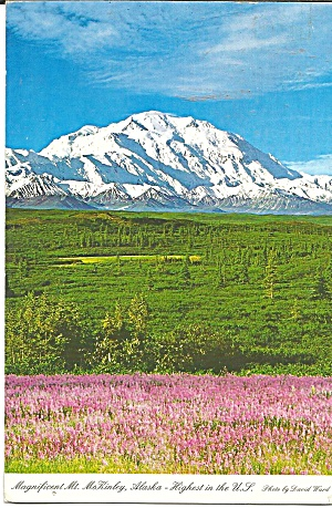 Mt McKinley , Alaska (Image1)