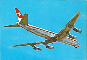 Swissair DC-8 cs9306 (Image1)