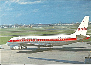 GARUDA  DC-8 PH-DCU Leased From KLM cs9314 (Image1)