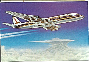 Eastern Airlines DC-8 from a drawing by  Mike Machat cs9318 (Image1)