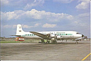 Dan Air London DC-7BF G-ATAB cs9330 (Image1)