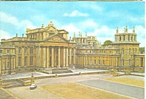 Blenhein Palace Woodstock,oxfordshire England Exterior Cs9337