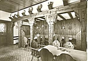 Mulheim Gernany Hotel Handelshof Postcard cs9353 (Image1)