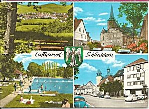 Austria Luftkurort and Berwinkelstadt V W Beetles (Image1)
