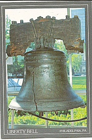 Philadelphia PA The Liberty Bell cs9423 (Image1)