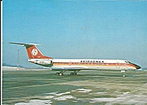 Aviogenex Begrade Serbia TU-134A YU-AHY cs9431 (Image1)
