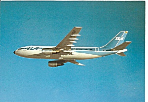 TEA Trans European Airways Airbus A300 cs9448 (Image1)