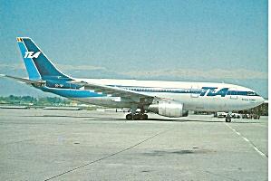 TEA Trans European Airways Airbus A300 B1 cs9449 (Image1)