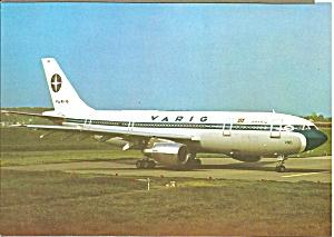 VARIG Airlines Brasil Airbus A300B4 F-WZED PP-VND cs9452 (Image1)