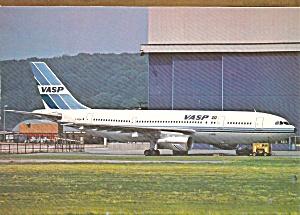 VASP Airlines Brasil Airbus A300B2-203 F-WZMJ PP-SDL cs9453 (Image1)