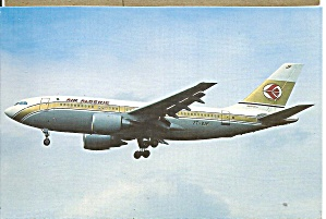 Air Algeria Airbus 310-203 7T-VJF at in Libyan Arab Colours cs9454 (Image1)