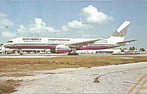 Odysey International 757-2A8  C-FNBC Jetliner cs9460 (Image1)
