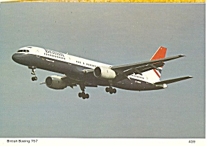 British Airways  757 Jetliner cs9468 (Image1)