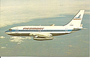 Piedmont Airlines 737-201 New England Pacemaker Cs9489