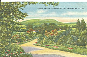 Poconos of PA Showing Big Pocono (Image1)