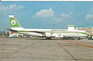 Jamahirya Air Transport 707-348C 5A-DIY cs9494 (Image1)