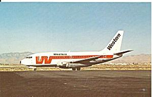 Western Airlines 737-247 N4521W cs9531 (Image1)