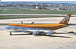 CP AIR 747-217B C-FCRD Expo 86 on Tail cs9537 (Image1)