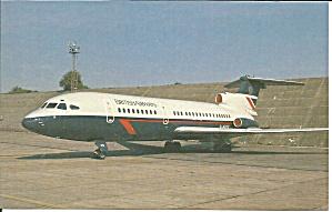 British Airways Hawker Siddeley  Trident 2E G-AVFG cs9538 (Image1)