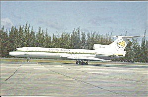 Guyana Airways TU-154B-2 YR-TPK cs9541 (Image1)