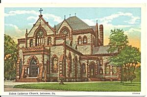 Lebanon  PA Salem Lutheran Church cs9551 (Image1)