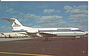 Piedmont Airlines Fokker F-28-4000 N206P cs9561 (Image1)