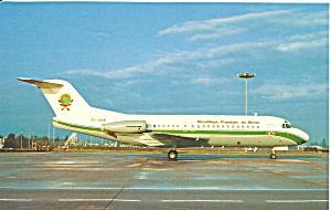 People s Republic of Benin Fokker F-28-4000 TY-BBN cs9568 (Image1)