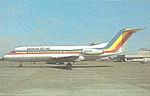 Mid Pacific Air Fokker F-28-4000 N281MP cs9585 (Image1)