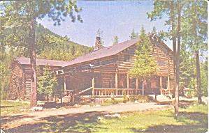 Wyoming Pahaska Tepee Buffalo Bill s Lodge cs9608 (Image1)