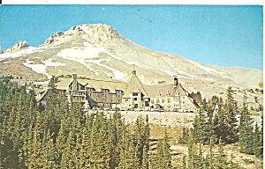 Mt Hood Oregon And Timberline Lodge Cs9632