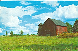 Typical Farmland Scene 1956 cs9634 (Image1)
