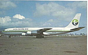 South Pacific Island Airways 707-321c N146sp Cs9653