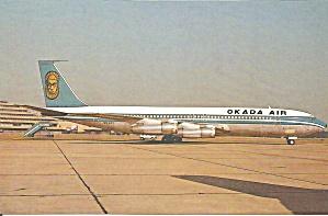 OKADA Air Nigeria 707-355C 5N-AOQ at Cologne cs9658  1985 (Image1)