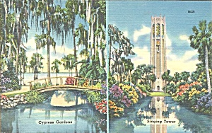Florida Beauty Spots Cypress Gardens Bok Tower cs9667 (Image1)