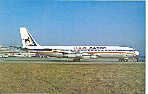 U A S Cargo 707-351C 5N-ASY at Cologne/Bonn cs9680 (Image1)