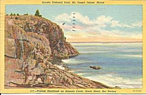 Arcadia National Park,ME Mt Desert Island cs9685 (Image1)