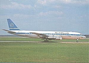 SUDFLUG DC-8-32 D-ADIR at Hannover 1968 cs9688 (Image1)