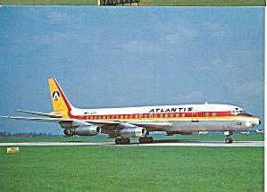 ATLANTIS DC-8-33 D-ADIM at Hanover cs9691 (Image1)