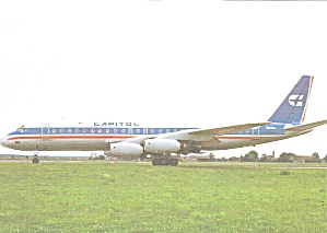 Capitol Air DC-8-31 N905CL at Munich cs9692 (Image1)