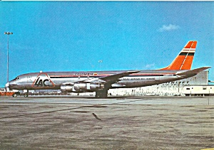 LAC Colombia  Lineas Aereas Del Caribe DC-8-54F cs9711 (Image1)