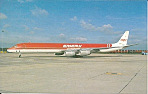 Emery Worldwide DC-8-73CF N792FT cs9717 (Image1)