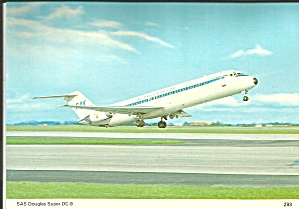 SAS Douglas Super DC-9 cs9730 (Image1)
