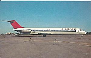 Northwest DC-9-51 N787NC at Miami cs9735 (Image1)